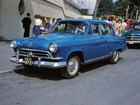 Тест на знание советских машин, 9 вопросов про авто ссср